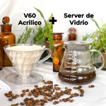 Load image into Gallery viewer, V60 Coffee Maker