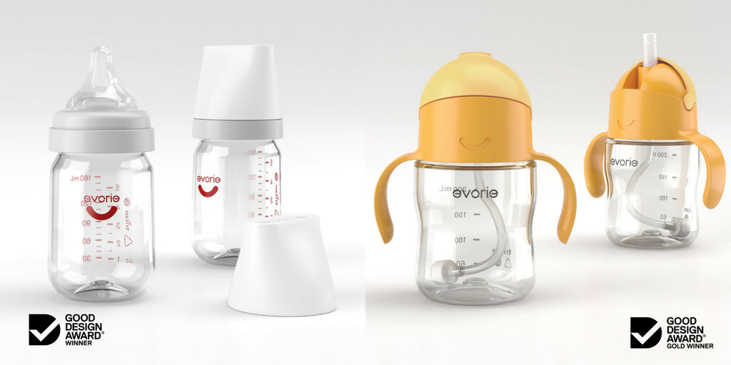 Press Release: 9 Sep 2020 - Evorie Tritan™ Bottles Win Prestigious Australia's International Good Design Awards