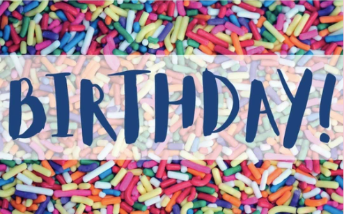 Car Magnets - Birthday (Personalized)