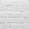 2X10 Handmade Glazed Wall Tile - Brick White - Matte