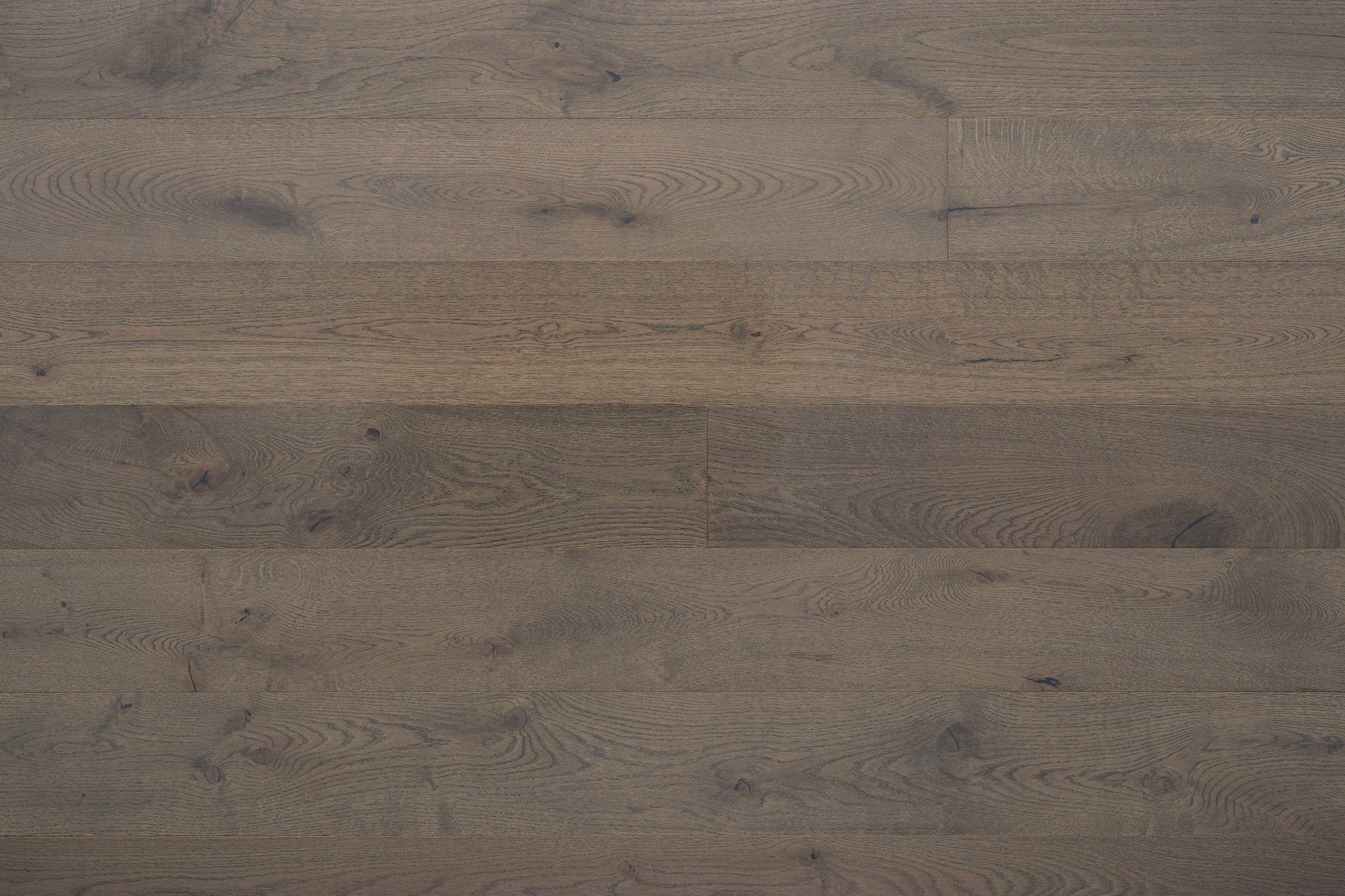 Kentwood Brushed Oak European Plank Yakima, a brown , with texture, in an engineered hardwood.