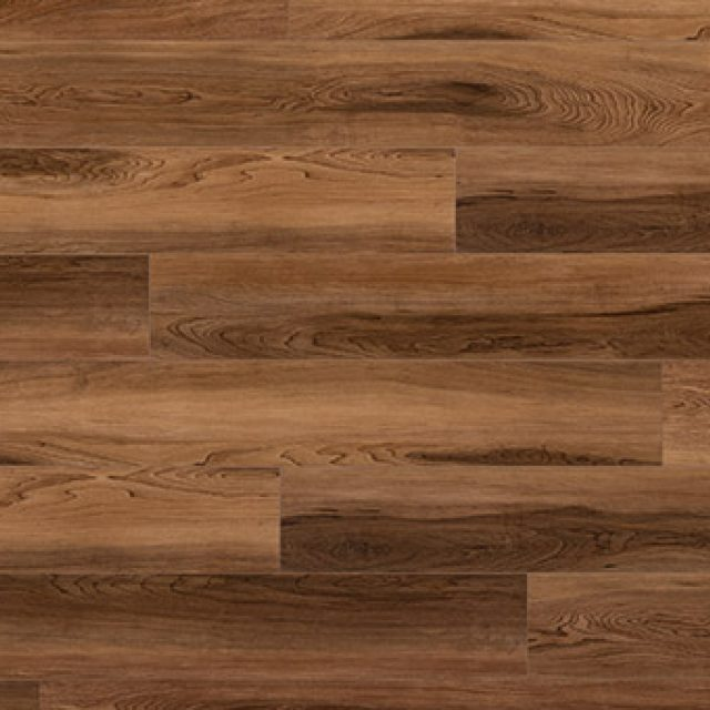 Evoke VCC Bridge Fraser a brown oak, embossed, wide plank vinyl in a low gloss finish.