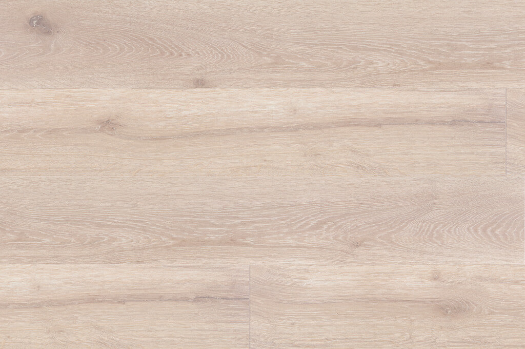 Torlys Corkwood Elite River Run Oak Laminate. A wide plank, matte finish floor, available at Alberta Hardwood Flooring.