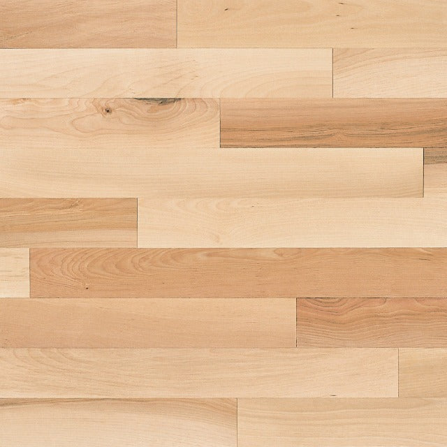 Mirage Red Oak Select and Better Smooth Natural Cashmere or Semigloss A natural red oak in a smooth finish, available at Alberta Hardwood Flooring.