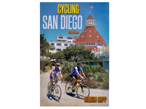 Cycling San Diego book by Nelson Copp