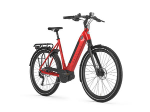 Touring electric bike