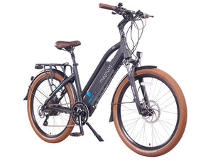 Magnum Metro ebike front view