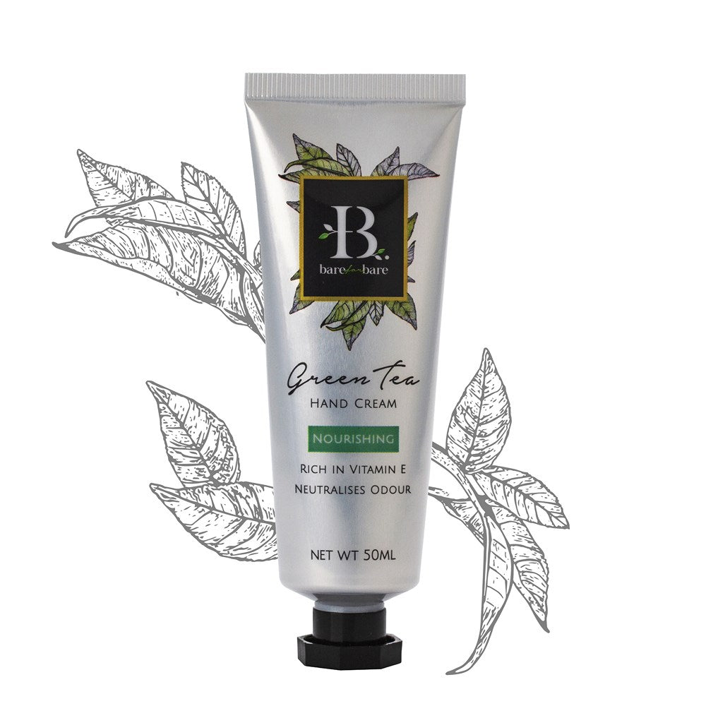 Green Tea Nourishing Hand Cream