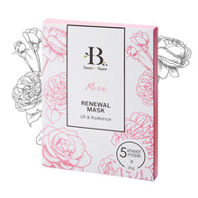 Load image into Gallery viewer, Rose Renewal Aromatherapy Mask