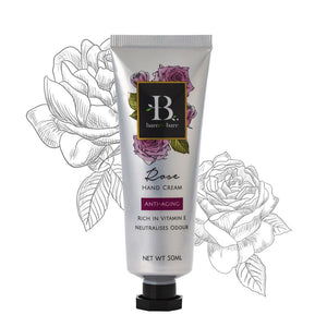 Rose Anti-Aging Hand Cream