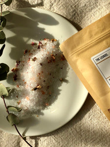 Epsom & Himalayan Bath Salts 300g- KIKI - THE LEUKOS