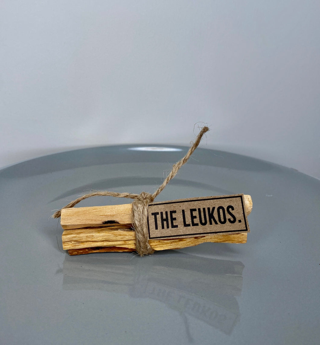 Palo Santo bundle 3 sticks - THE LEUKOS