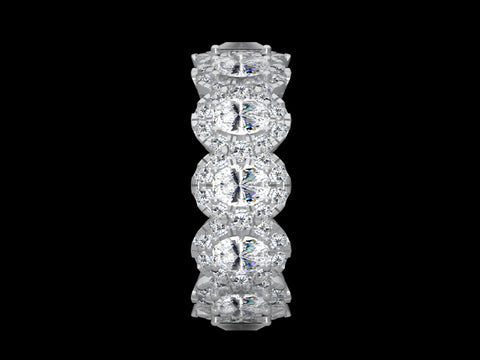 Diamond Eternity Band 2