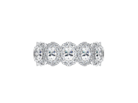 Diamond Eternity Band 4