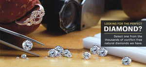 Explore Perfect Diamond At Concierge Jewelry Repair