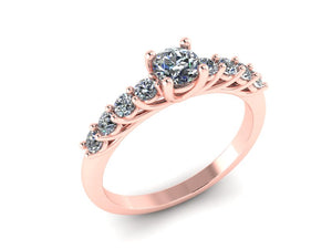 Diamond Ring & Band