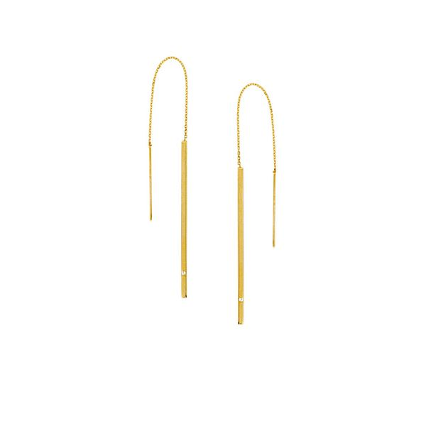 THEARDER BAR EARRINGS
