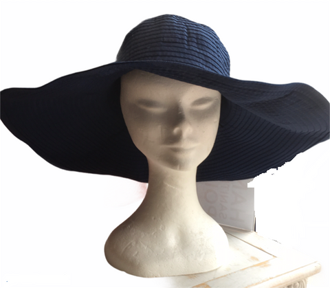 Sunhat Wide Brim Foldable in Various Colours