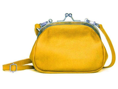 Como Bag in Honey Yellow