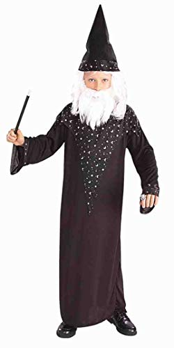 Forum Novelties Wizard Child's Costume, Large