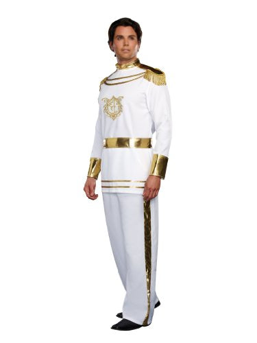 Dreamgirl Men's Fairytale Prince Costume