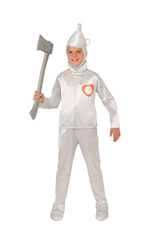 Wizard of Oz Child's Tin Man Costume, Small