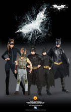 Load image into Gallery viewer, Batman Dark Knight Rises Child's Batman Costume with Mask and Cape