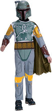 Load image into Gallery viewer, Rubie's Star Wars Child's Boba Fett Costume