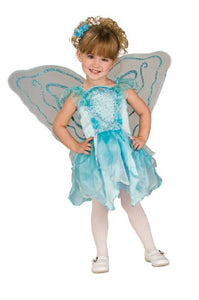 Blue Pixie Child Costume - Medium