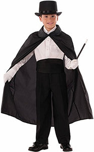 Forum Novelties Child Magician's Cape Costume, Black, 36""