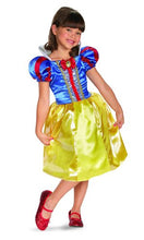 Load image into Gallery viewer, Snow White Sparkle Classic Child Costume