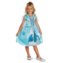 Load image into Gallery viewer, Halloween Costume Disney Princess Disney Princess Cinderella Sparkle Classic Child Costume