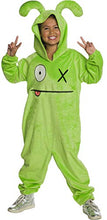 Load image into Gallery viewer, Monster Green Ugly Dolls Ox Boys Costume
