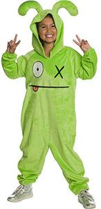 Monster Green Ugly Dolls Ox Boys Costume