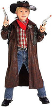 Load image into Gallery viewer, Forum Novelties Desperado Cowboy Child Costume, Medium