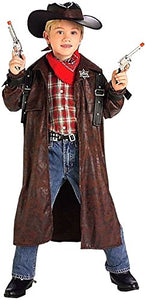 Forum Novelties Desperado Cowboy Child Costume, Medium