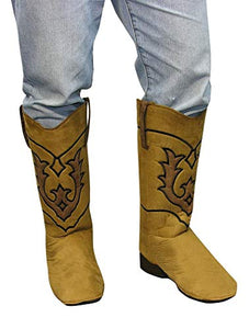 Halloween accessories Forum Novelties - Cowboy Boot Tops