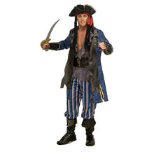 Load image into Gallery viewer, Rubie's Costume Co. Men's Pirate Captain Costume