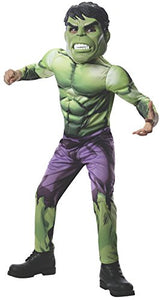 Halloween Costume Avengers Assemble Deluxe Hulk For Kids