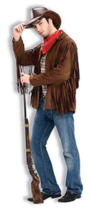 Forum Novelties Men's Buffalo Bill Fringed Extra Large Costume Jacket