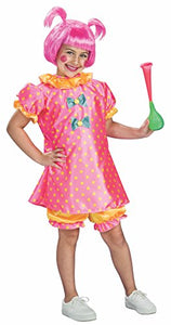 Rubie's Child's Baby Doll Clown Costume