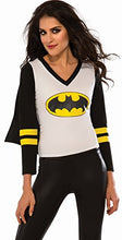 Load image into Gallery viewer, Rubie's Women's DC Superheroes Batgirl Sporty Tee, Multi, Large