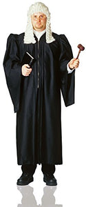 Costume Culture Men's Big Judge Robe Adult Deluxe