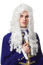Load image into Gallery viewer, Franco Nobleman Wig (White)