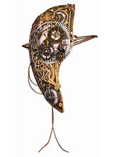Load image into Gallery viewer, Forum Novelties Steampunk Phantom Half Mask
