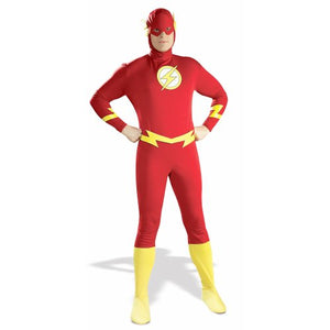 Rubie's Costume Co - Justice League DC Comics The Flash Adult Costume
