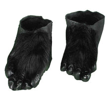 Load image into Gallery viewer, Forum Novelties Men's Adult Black Hairy Feet Costume Accessory