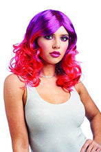 Load image into Gallery viewer, Franco Colorburst Womens Fantasy Wig