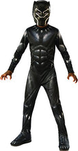 Load image into Gallery viewer, Rubie's Black Panther Child's Costume