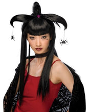 Load image into Gallery viewer, Rubie's Costume Spider Harlequin Wig